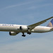 United Airlines Boeing 787-9 Dreamliner N17963