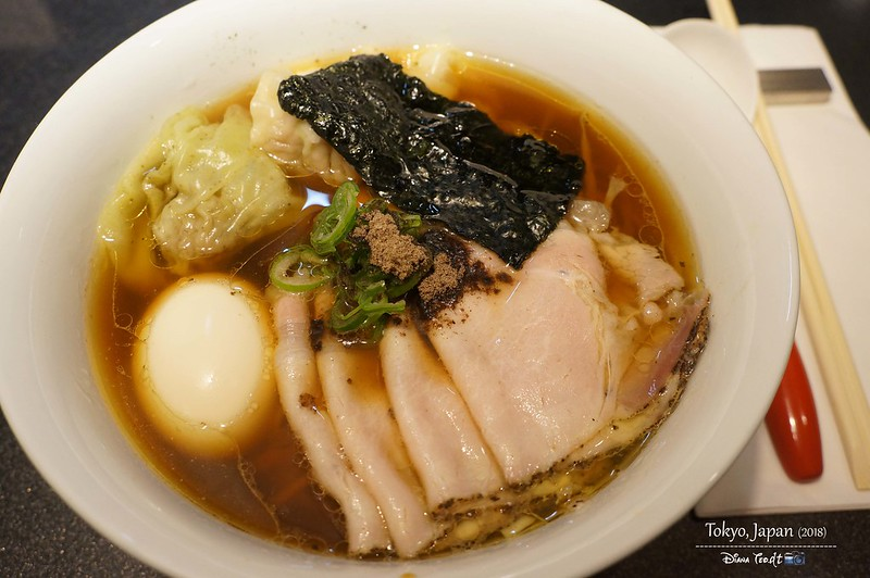 Tsuta Tokyo Michelin Ramen 04