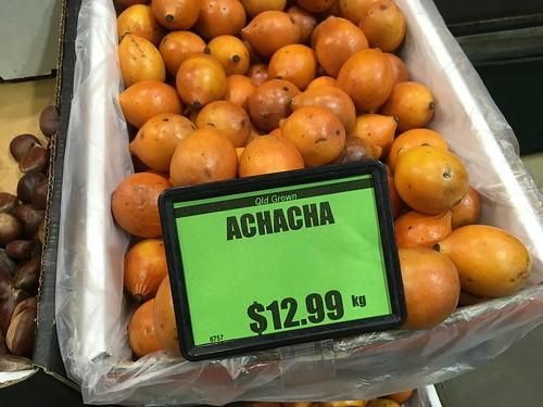 Achacha?