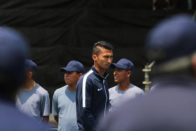 Copa Davis Guatemala vs El Salvador día 1