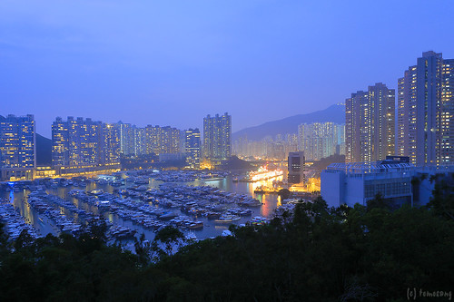 Sham Wan at Blue Moment
