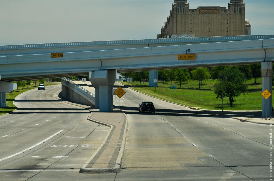 История дорожной системы США 11