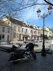 HARLEY DAVIDSON - Photo of Châtillon-la-Borde