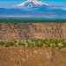 Mt Jefferson And The Cove Palisades