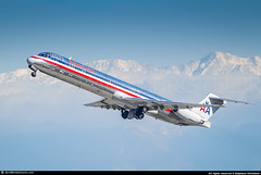 [LAX.2010] #American.Airlines #AA #MD83 #N566AA #awp
