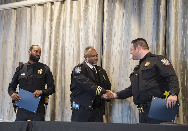 Metro Transit Police Department Awards Ceremony March 2018