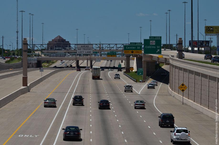 История дорожной системы США 19