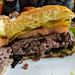 Greenwood Smokehouse - the burger