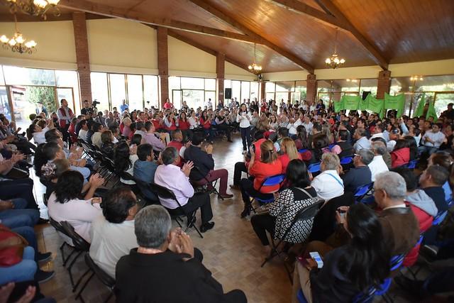 ENCUENTRO FAMILIA AMECAMECA