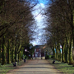 Haslam Park walkway