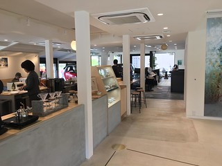 Smart Cafe in Kyoto