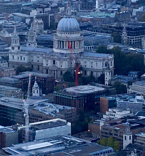 observation gallery stpaulscathedral london se1 level72 theshard