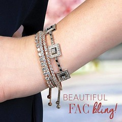 One Is The Loneliest Bracelet :( Mixing and matching your favorite collection pieces is one of the hottest trends that really is a perfect way to show your fashion individuality. Here are a few tips on making magic when layering up your beautiful FAC blin