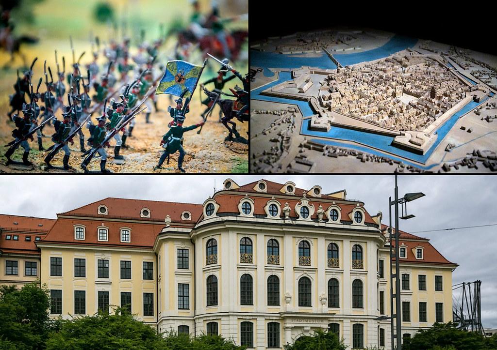 История довоенного Дрездена