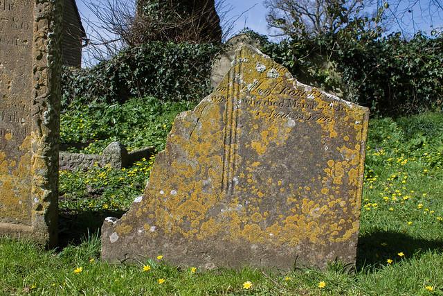 Also of Robert, Loders Churchyard