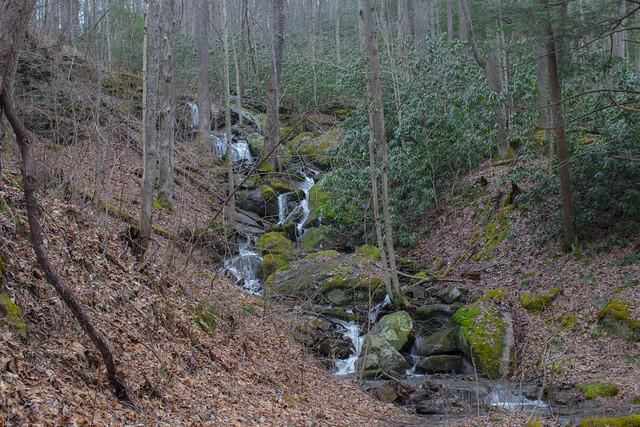 bushcreek cascade