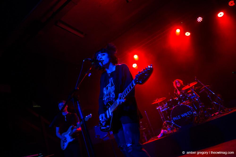 Pale Waves @ Hawthorne Theatre Portland 032918 08