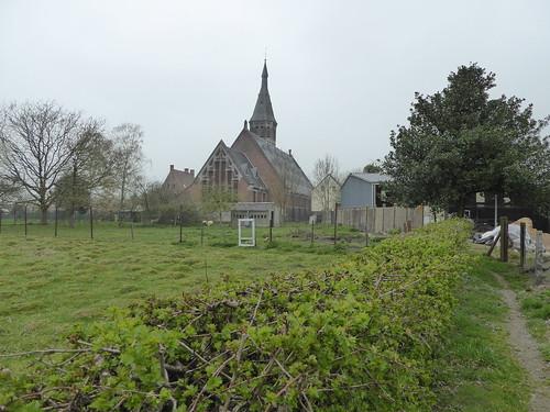 Bléharies, église Saint-Aybert (3)