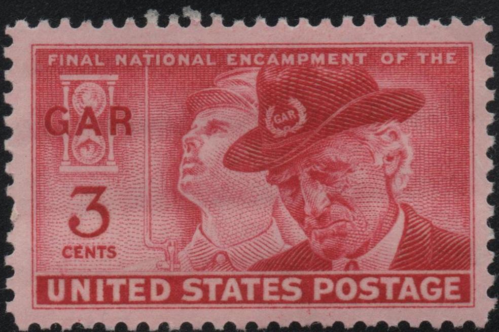 United States - Scott #985 (1949)