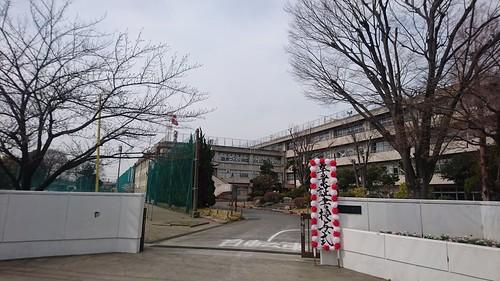 20180313_蕨二中卒業式