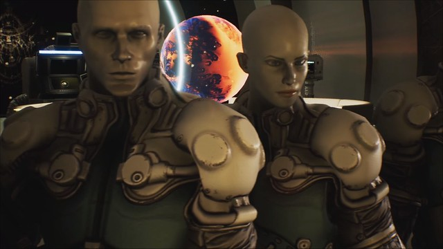 Genesis Alpha One - Klone