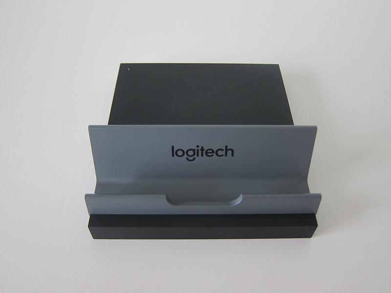 Logitech K375s Multi-Device Wireless Keyboard - Stand - Front