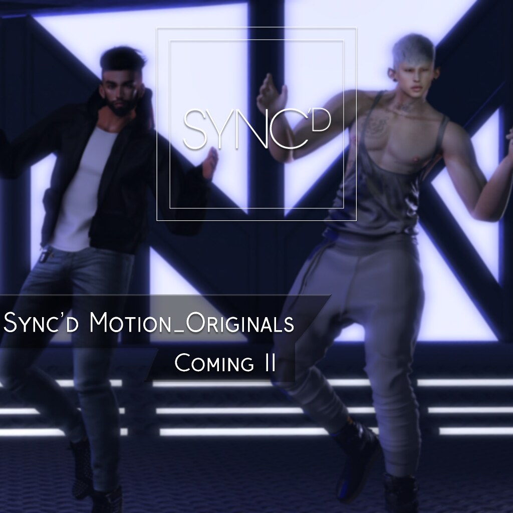 Sync'D Motion__Originals - Coming II