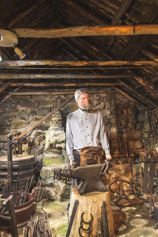 Skye Museum of Island Life - Skye - Scotland 2017