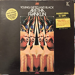 ARETHA FRANKLIN:YOUNG, GIFTED AND BLACK(JACKET A)
