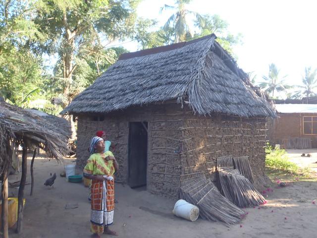 Anna's family house