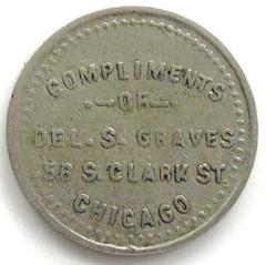 Champion Liar of Chicago obverse
