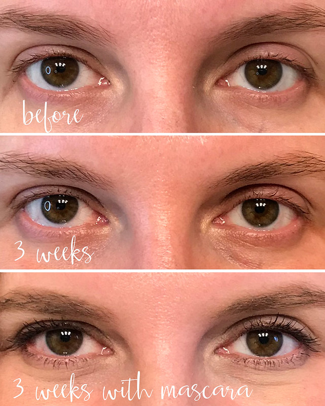 lash boost weeks 1-3