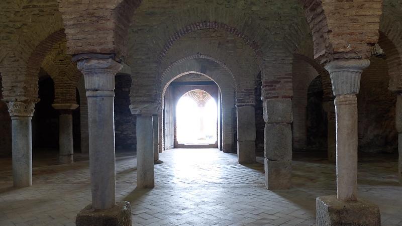 Mezquita en Almonaster la Real