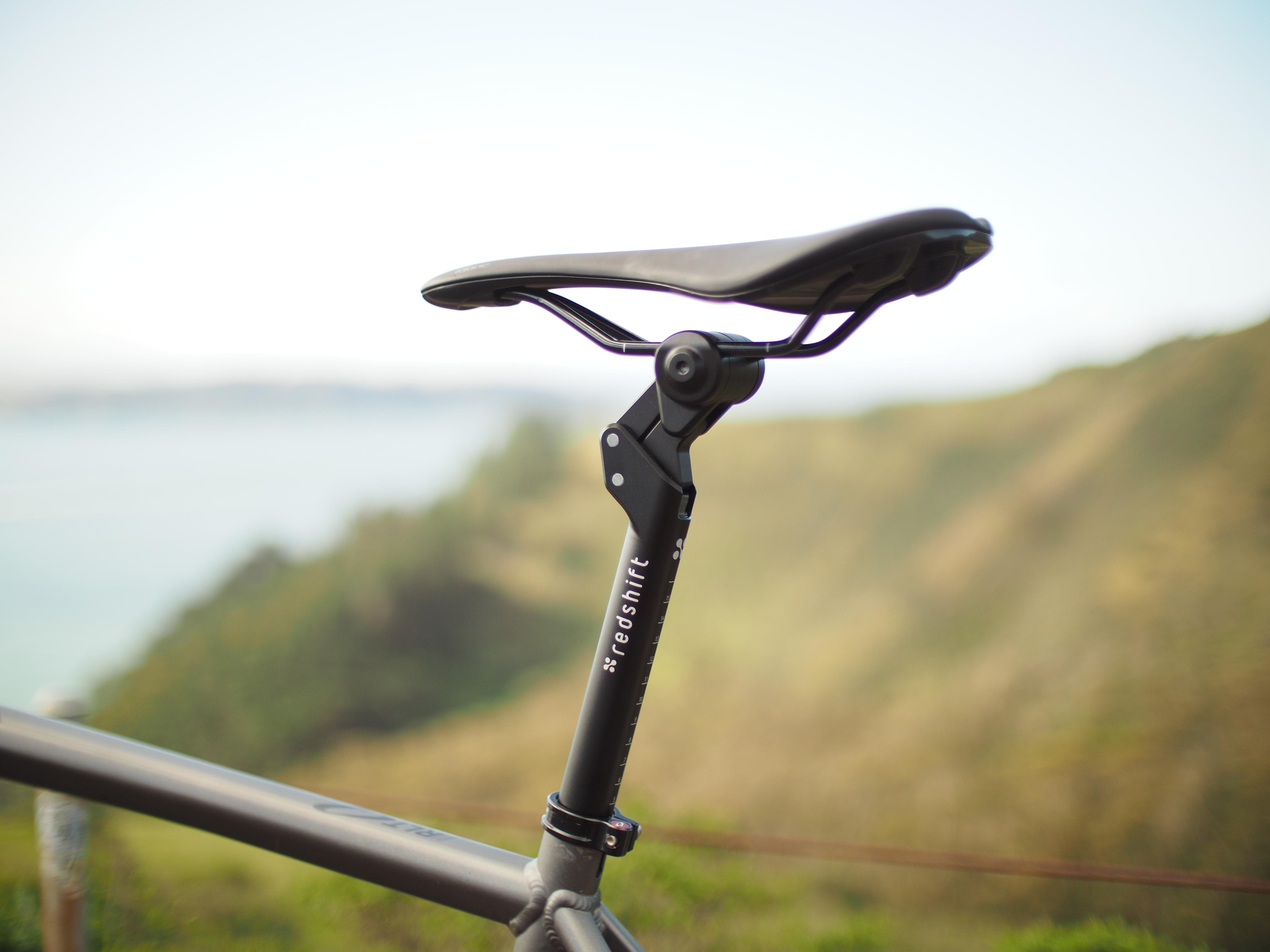 suspension seatpost | the accidental randonneur