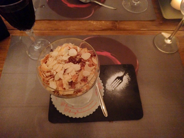dessert @ Essence Wine Bar Trastevere