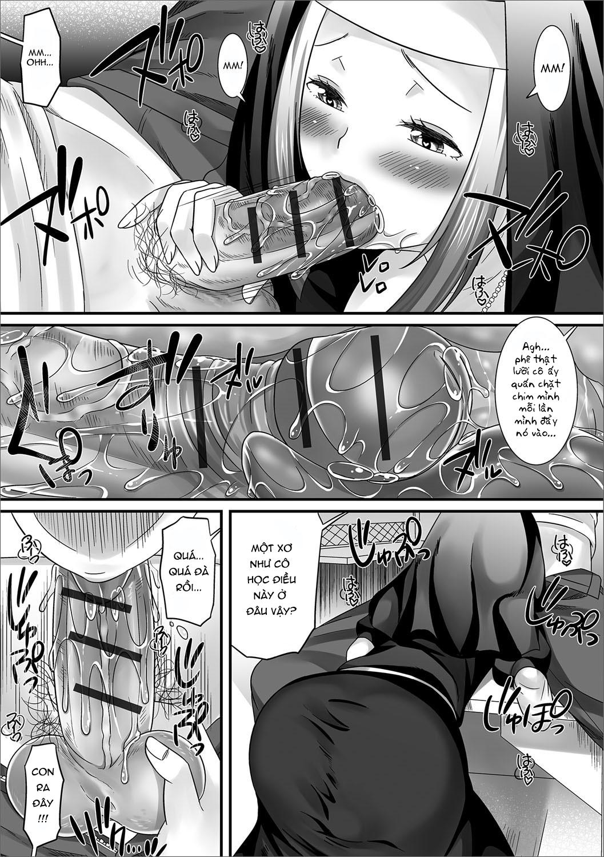 HentaiVN.net - Ảnh 8 - Buổi xưng tội - Onegai! Sister (Gekkan Web Otoko no Ko-llection! S Vol. 17) - Oneshot