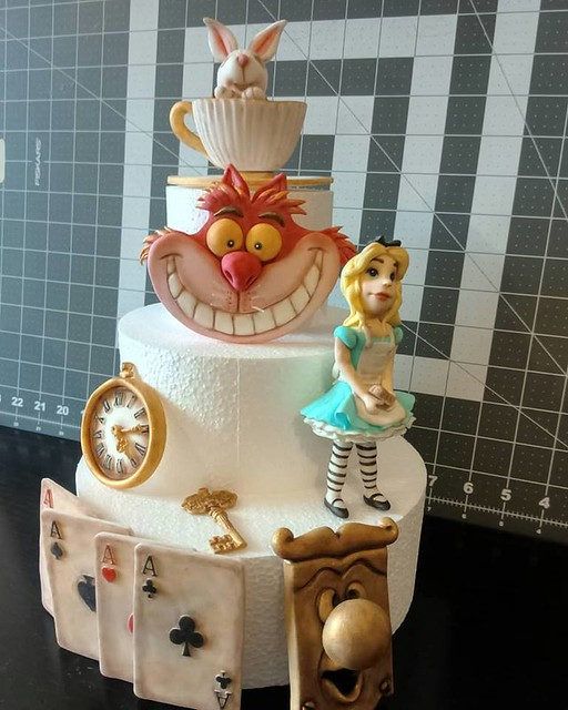 Cake by Mary's Sweet Design