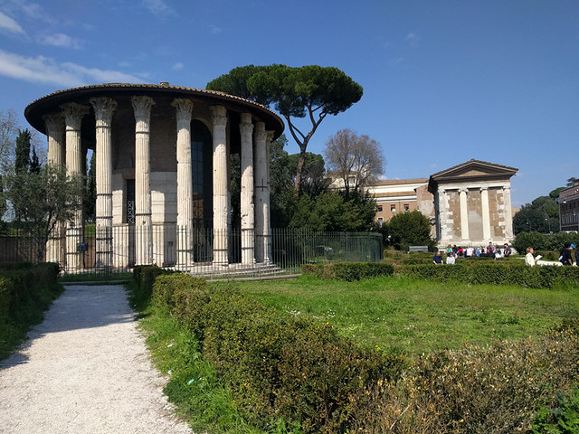 Temple of Ercole Vincitore