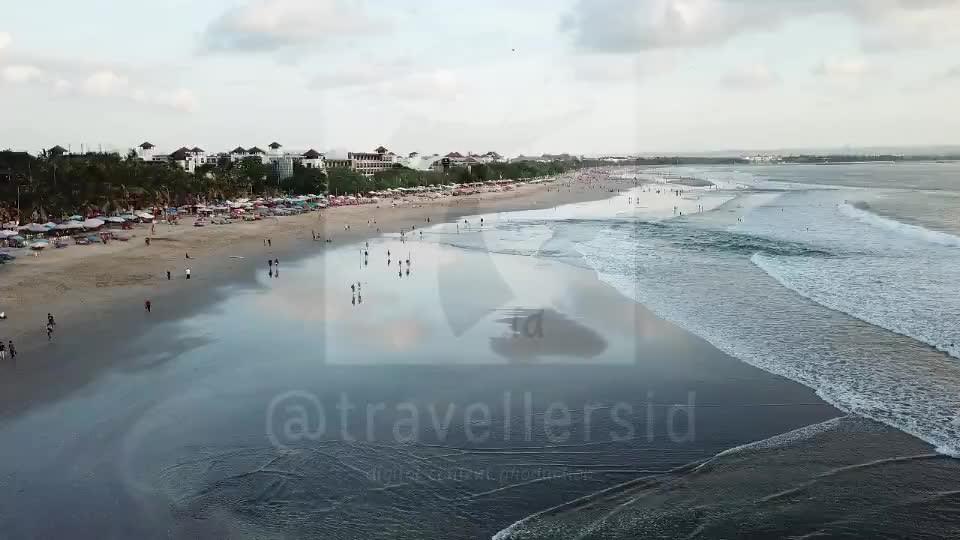 Legian Beach, Bali