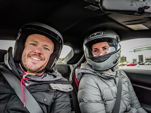 Couples Autocross