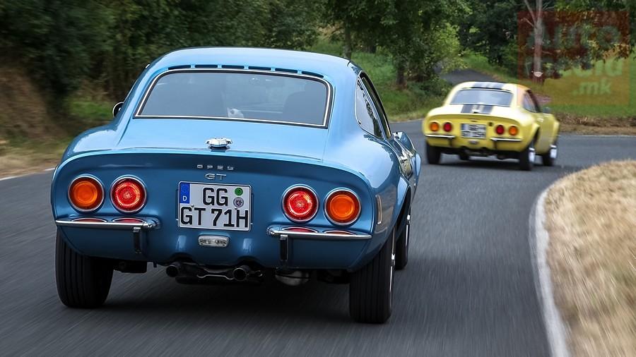 Opel GT istorija 7