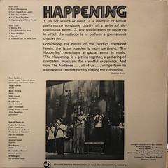 THE BORIS GARDINER HAPPENING:IS WHAT'S HAPPENING(JACKET B)