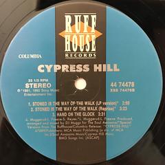 CYPRESS HILL:LATIN LINGO(LABEL SIDE-B)