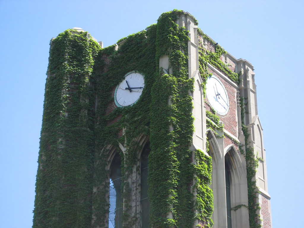 waveland clock tower