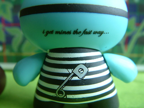 dunny by Mishka(back)