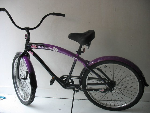 Nirve Pink Panther Bike | Flickr - Photo Sharing!