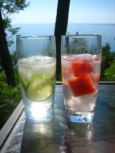 ice glass table yummy lemon view drink tasty sugar delicious alcohol icecubes vodka soda cubes lime yumm watermellon