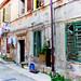 Vicolo al PIgneto - Narrow street in Pigneto (Roma) by Taras Bulba