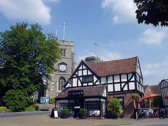 Pinner Parish Church