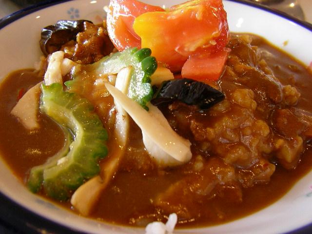Ryukyu curry rice / 琉球カレー